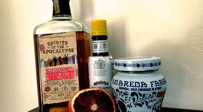 RECIPE: The New London Old Fashioned